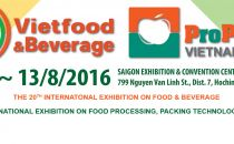 Vietfood & Beverage 2016