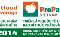 Vietfood & Beverage 2014
